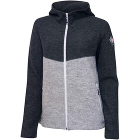Ivanhoe of Sweden Kalla Hood Women grey